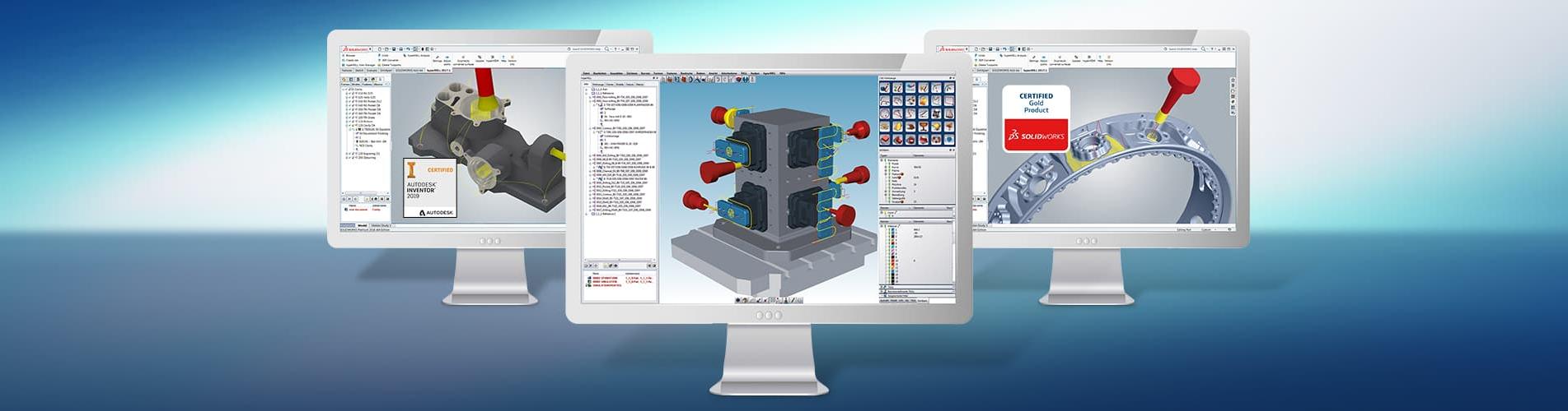 hyperMILL integracje CAD slider