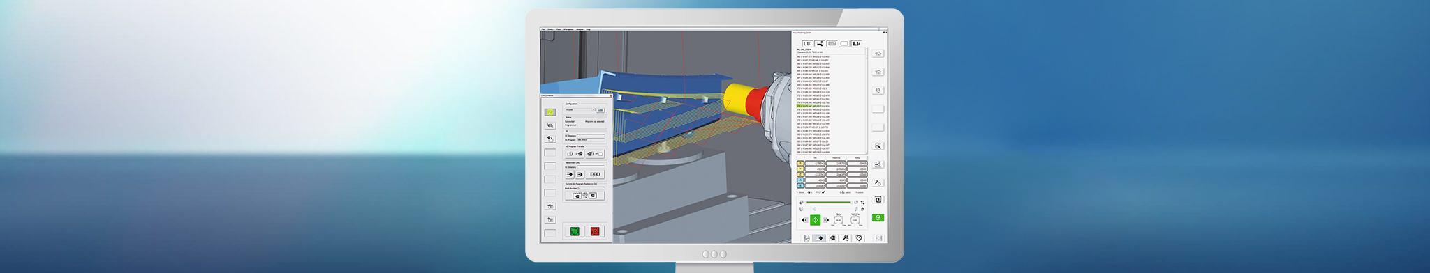 hyperMILL Virtual Machining Slider