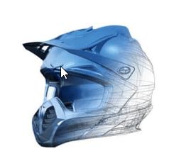 Kask w hyperMILL - Geometric Engine