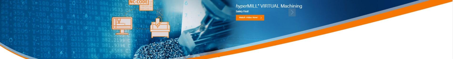 hyperMILL Symulacje - virtual machining